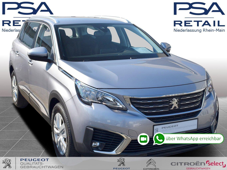 Peugeot 5008 PureTech 130 S&S Active Bus.-Paket *7-SITZE*NAVI*SH*AHK, Jahr 2019, Benzin