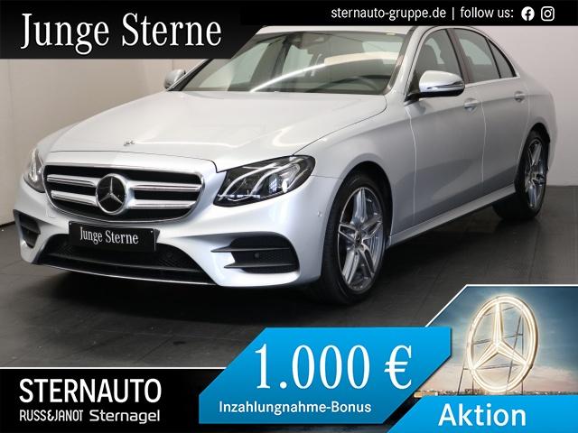 Mercedes-Benz E 450 4M AMG SHD COMAND DISTRONIC, Jahr 2018, Benzin