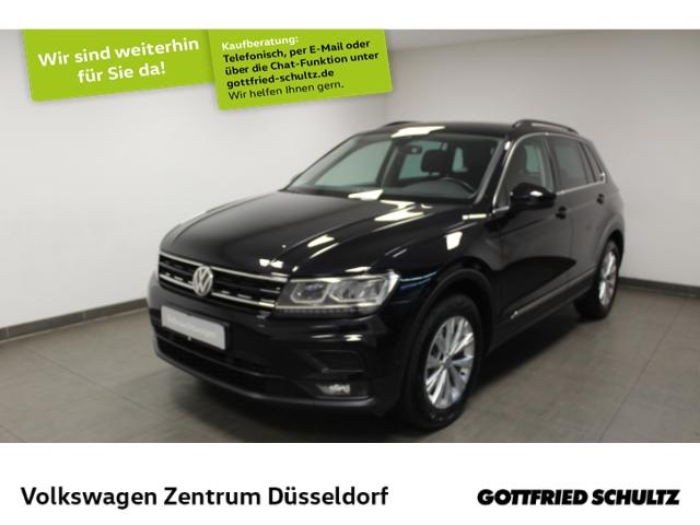 Volkswagen Tiguan 1.5 TSI *Navi*LED*Kamera*SHZ*ACC*, Jahr 2020, Benzin