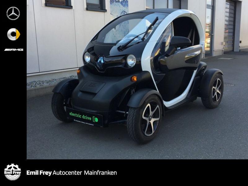 Renault Twizy Technic mit Türen + Seitenscheiben, 8-fach bereift, Jahr 2012, Elektro