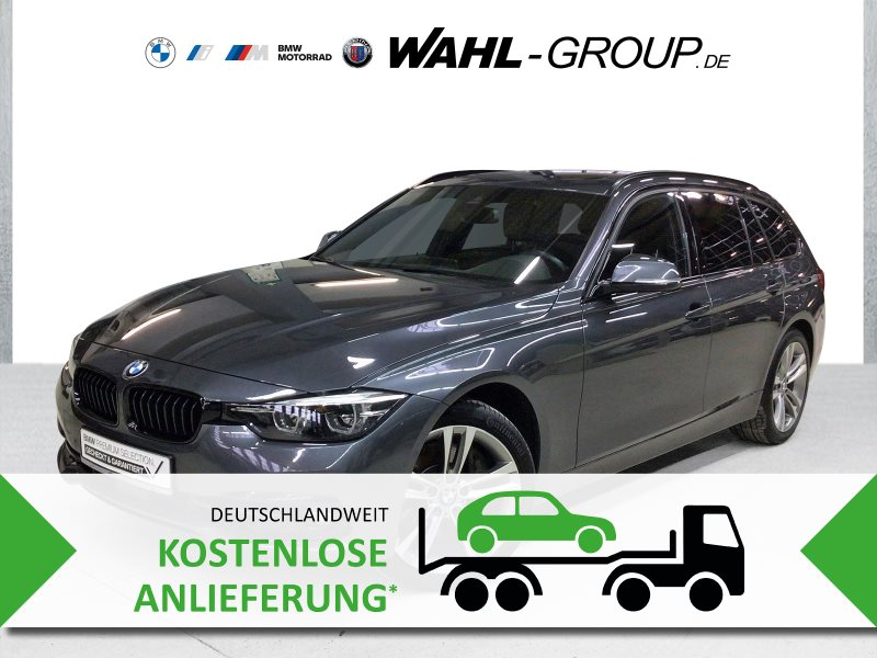 BMW 335d xDrive Touring Aut. Edition Sport Line LED, Jahr 2018, Diesel