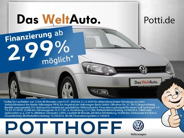 Volkswagen Polo 1.2 Trendline Komfortpaket 4-türig Cool, Jahr 2014, Benzin