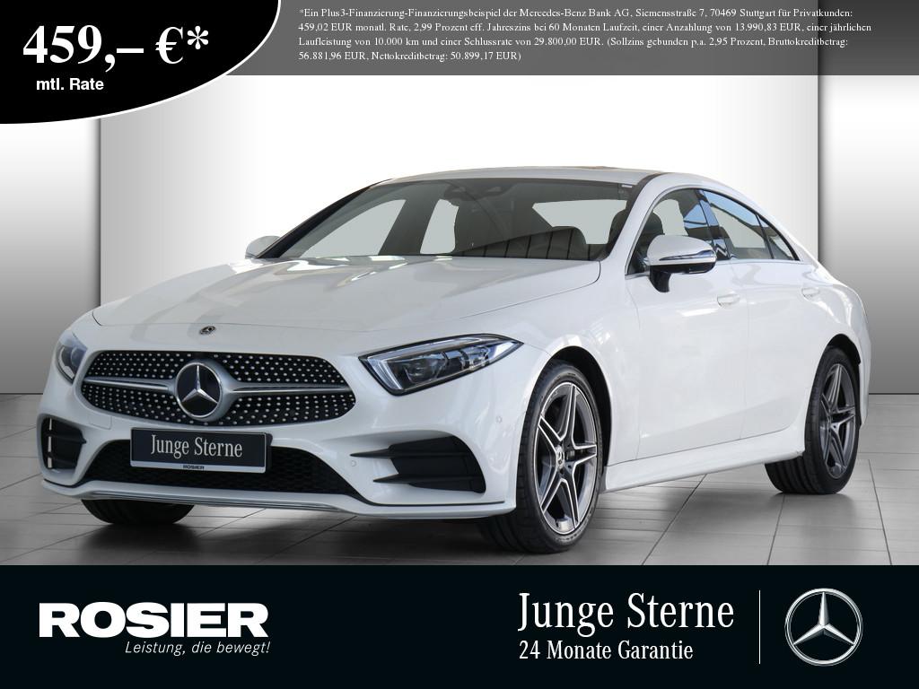Mercedes-Benz CLS 400 d 4M AMG Sport, Jahr 2020, Diesel