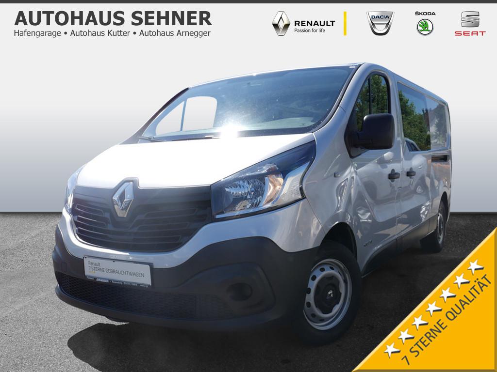 Renault Trafic 1.6 dCi 115 Kasten L2H1 Komfort, Jahr 2015, Diesel