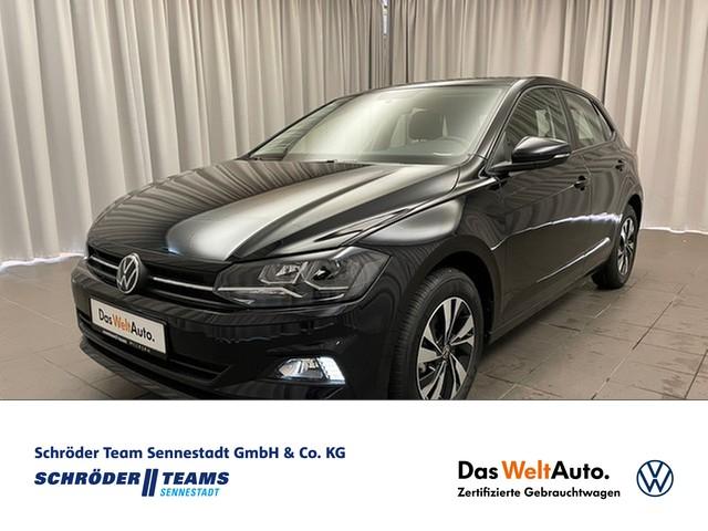Volkswagen Polo 1.0 TSI Comfortline App-Connect,Sitzheizung,Telefon,PDC, Jahr 2021, Benzin