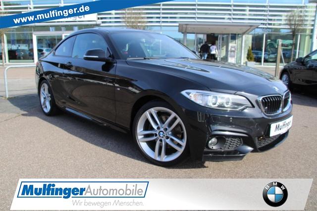 BMW 220d Coupe M Sport Aut. Online-Verkauf möglich, Jahr 2016, Diesel
