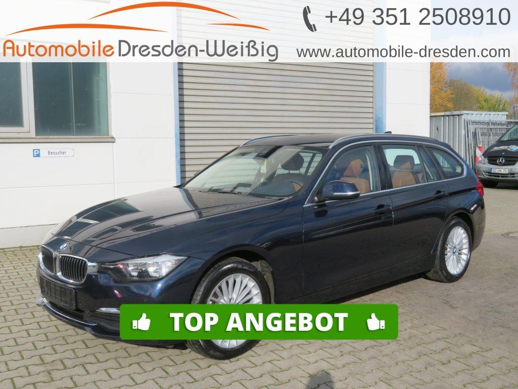 BMW 318 dA Luxury Line*HeadUp*Navi*PDC*Leder*, Jahr 2017, Diesel