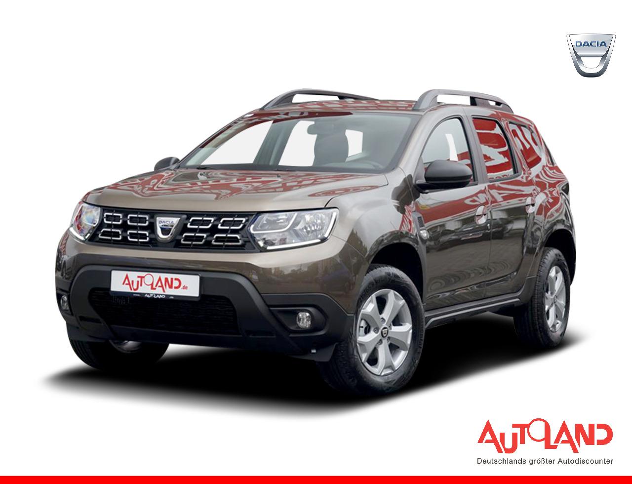 Dacia Duster, Jahr 2021, LPG