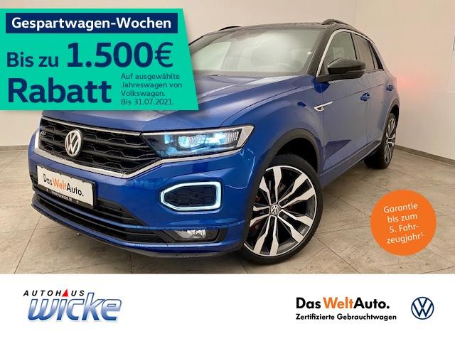 Volkswagen T-ROC 1.5 TSI DSG Sport Klima Navi ACC, Jahr 2020, Benzin