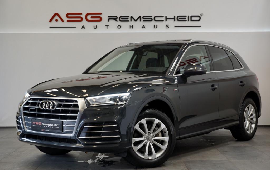 Audi Q5 2.0 TDI q. S Line *Pano *MwSt. *2.Hand *Key, Jahr 2018, Diesel