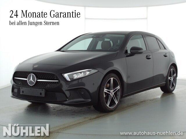 Mercedes-Benz A 180 Kompaktlimousine Progressive+LED+Klima+BC, Jahr 2020, Benzin