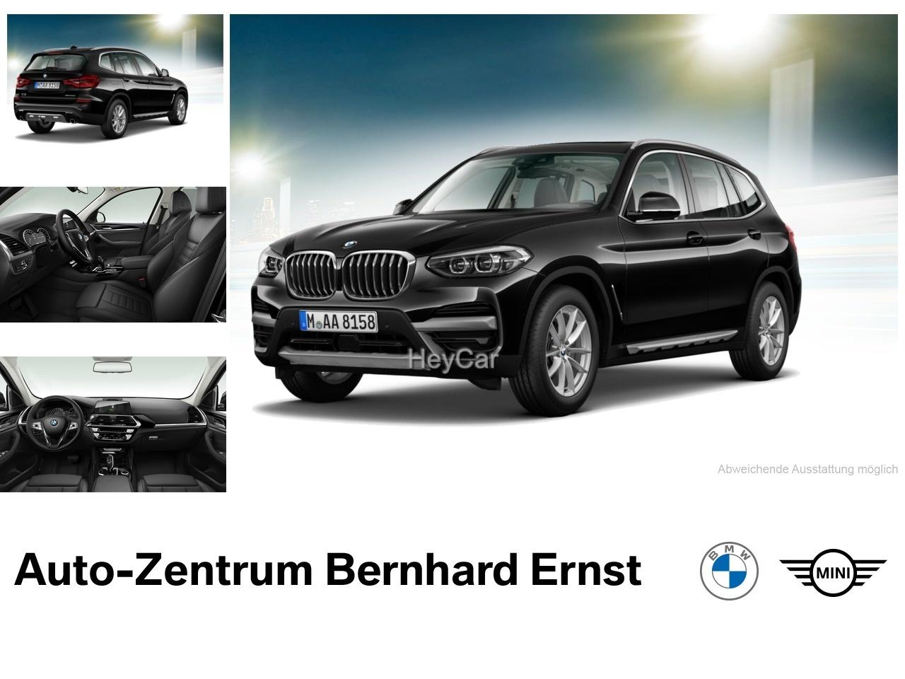 BMW X3 xDrive20i xLine AT Innovationsp. Aut. Head-Up, Jahr 2021, Benzin