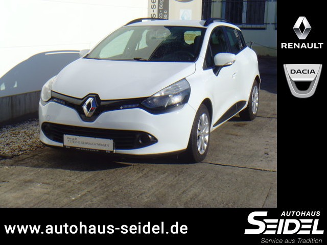 Renault Clio IV Grandtour 1.5 dCi 75 eco² Expression, Jahr 2014, diesel