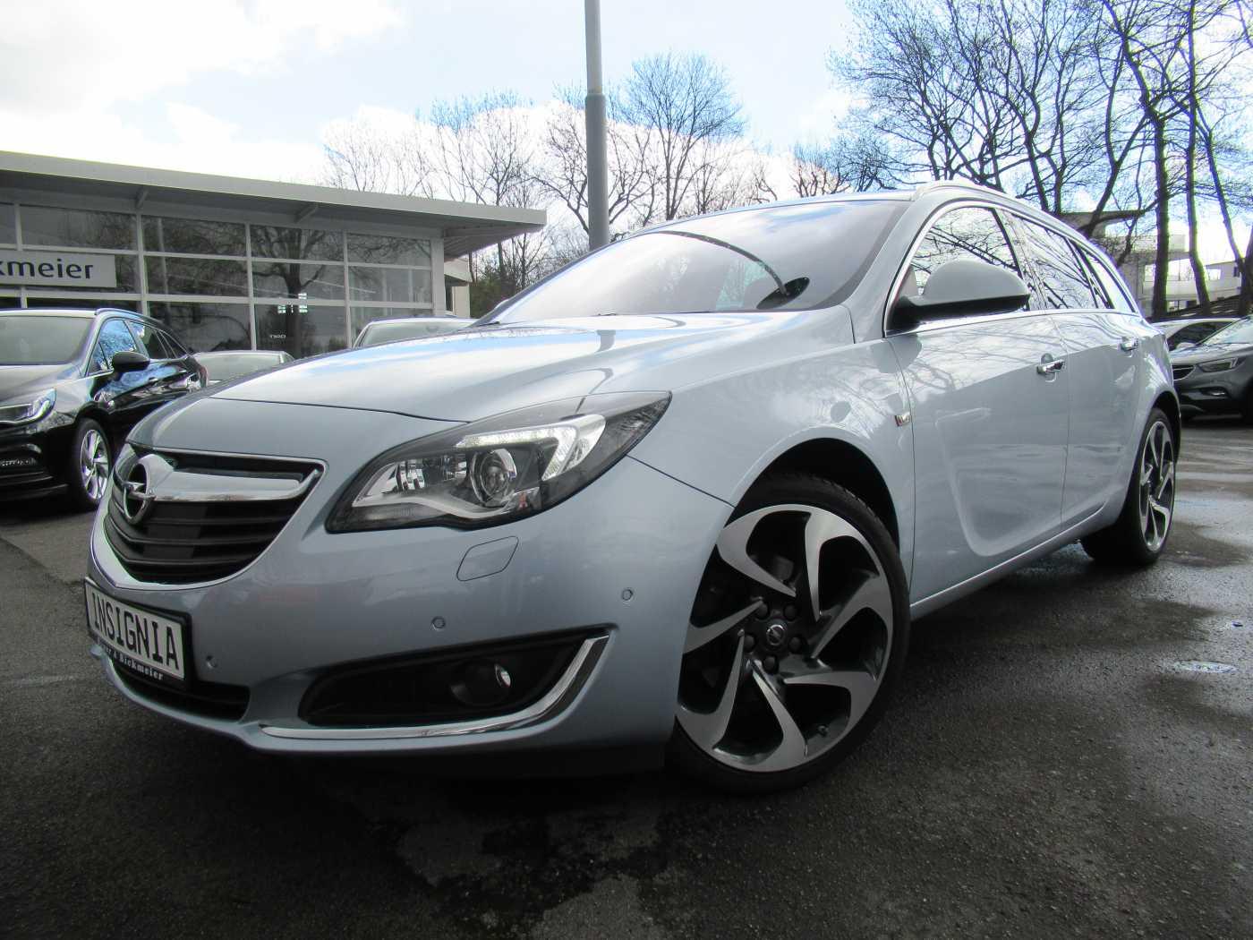 Opel Insignia Sports Tourer 2.0 D Innovation 4x4 AUTOMATIK, Jahr 2014, Diesel