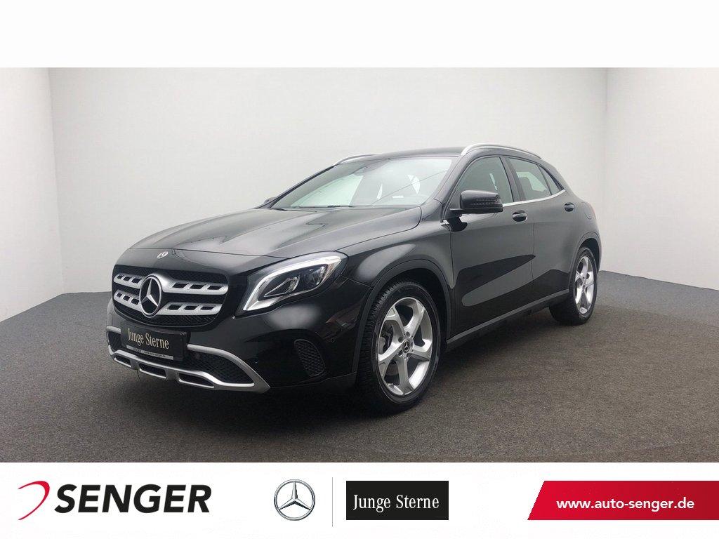 Mercedes-Benz GLA 220 finanzieren