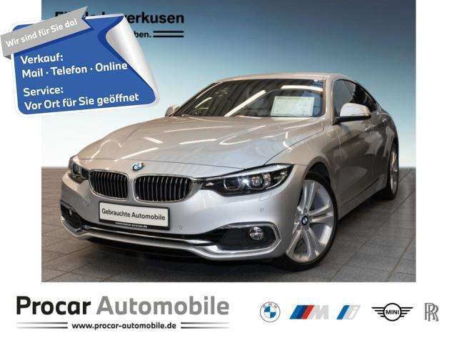 BMW 430i Gran Coupe Luxury Line 19''LM Aut. Klimaaut., Jahr 2017, Benzin