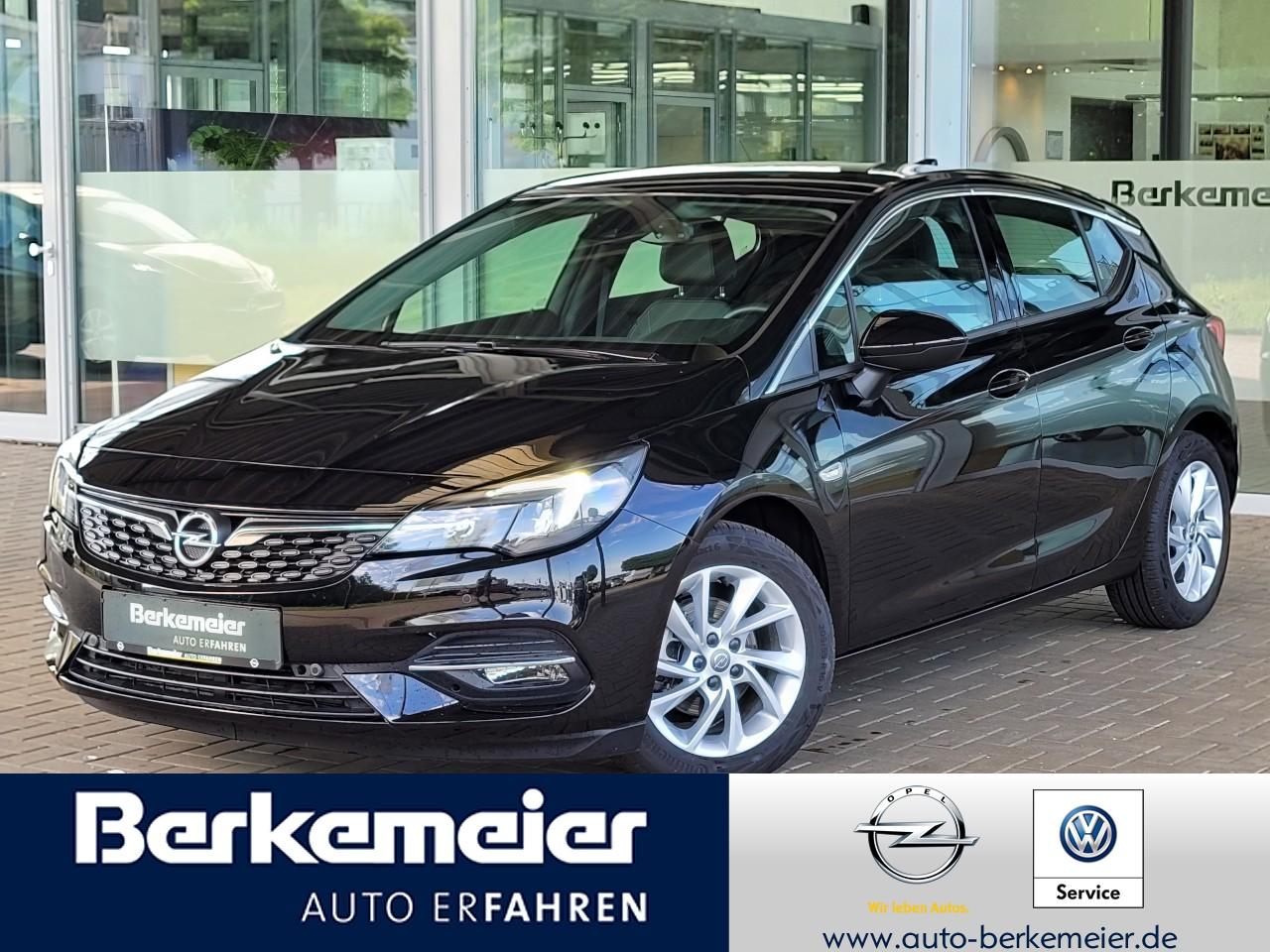 Opel Astra Elegance **Automatik/AHK/Navi/Werkswagen/SHZ**, Jahr 2019, Benzin