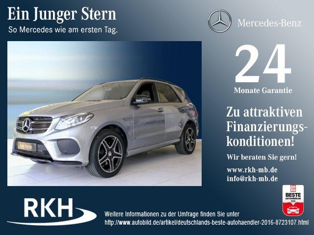 """Mercedes-Benz GLE 250 d AMG Line Night-Paket/Navi/20""""/PTS R-CD, Jahr 2015, diesel"""