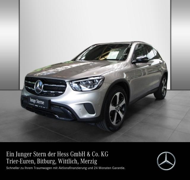 Mercedes-Benz GLC 200 4M Night MBUX Navi LED AMG Kamera eHeck, Jahr 2020, Benzin