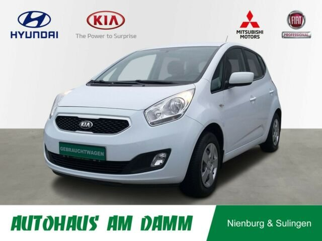 Kia Venga 1.4 CVVT / AHK / Klima / Radio CD USB MP3, Jahr 2014, Benzin
