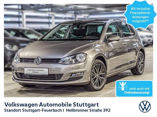 Volkswagen Golf VII 1.2 TSI Trendline Navi Tempomat, Jahr 2017, Benzin