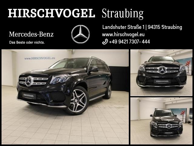 Mercedes-Benz GLS 350 d 4M AMG-Line/EXCLUSIVE+AIRMATIC+DISTRON, Jahr 2016, Diesel