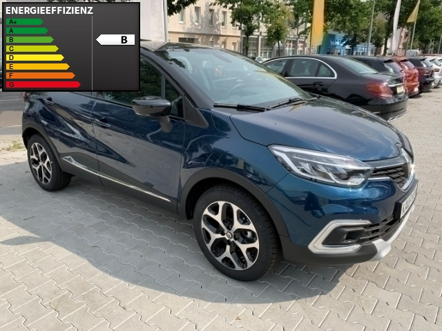 Renault Captur Collection 1.3 TCe 150 EU6d-T, Jahr 2019, Benzin