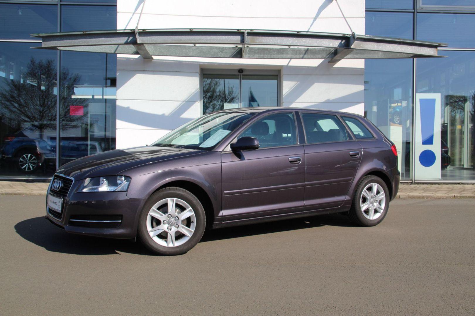 Audi A3 Sportback Attraction 1.4 TFSI, Jahr 2012, Benzin