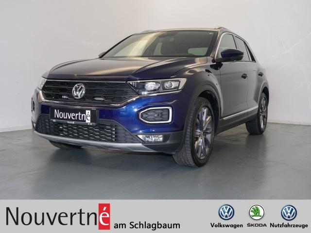 Volkswagen T-Roc 1.5 TSI Sport + DSG + LED + NAVI +, Jahr 2019, Benzin