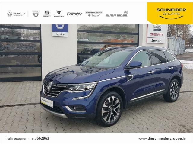 Renault Koleos Intens ENERGY dCi175 4WD WINTER NAVI LED, Jahr 2017, Diesel