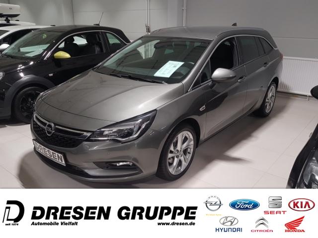 Opel Astra K Sports Tourer INNOVATION 1.4 Turbo, NAVI/FRONTKAMERA/SITZHEIZUNG, Jahr 2016, Benzin