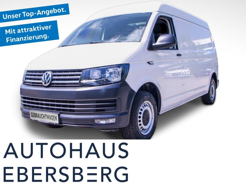 Volkswagen T6 Transporter Kasten 2.0 TDI Mittehochdach lang, Jahr 2016, Diesel