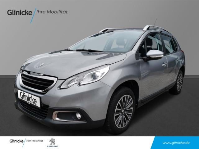 Peugeot 2008 Active 1.2 12V VTi PureTech 82 Garantie Freisprecheinrichtung Park Distance Control, Jahr 2014, Benzin