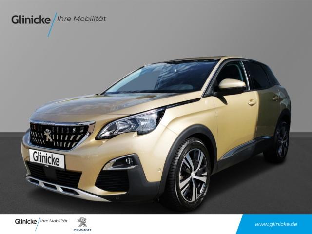 Peugeot 3008 Allure 2.0 BlueHDi 150 FAP Navigationssystem Freisprecheinrichtung Park Distance Control vo.&hi., Jahr 2017, Diesel
