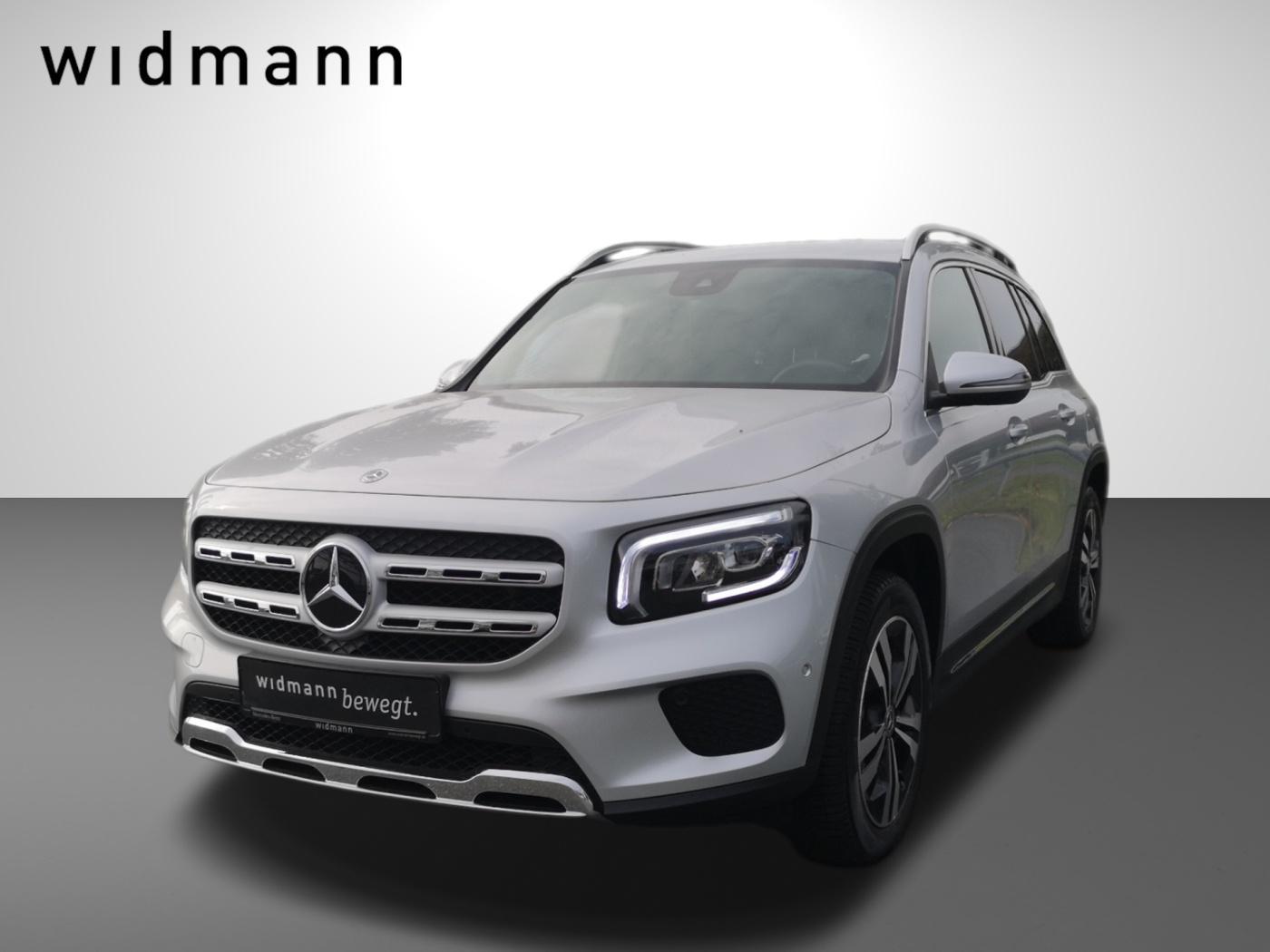 Mercedes-Benz GLB 180 d *Progressive*Navi*MBUX*LED*8G-DCT*PDC*, Jahr 2020, Diesel