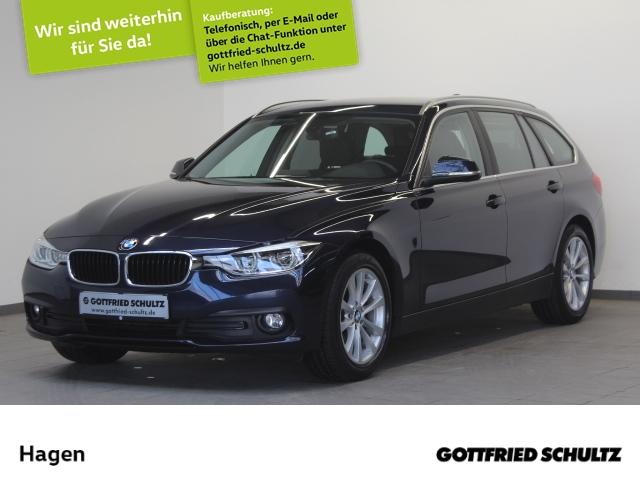 BMW 316 d Touring LED NAV FSE SHZ DTC PDC KLIMAAUT, Jahr 2016, Diesel