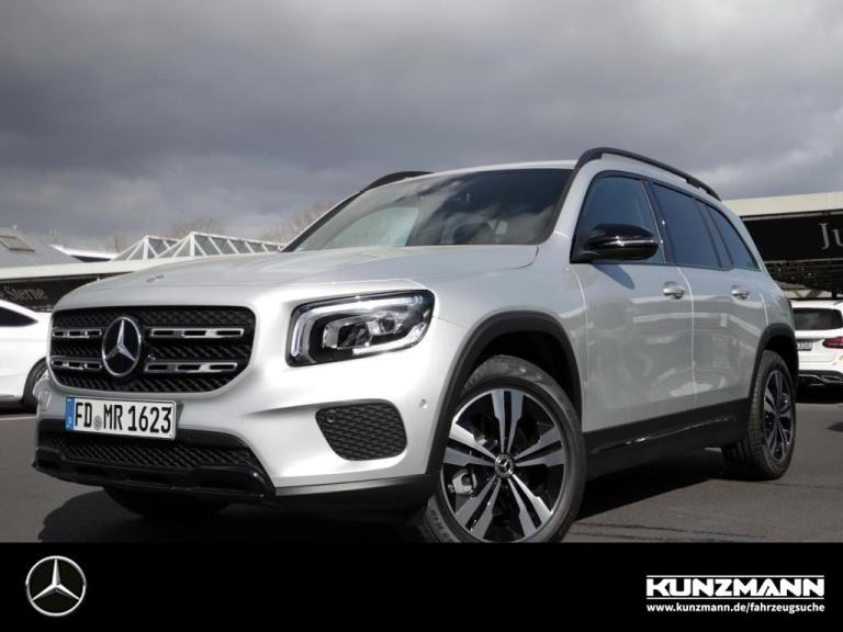Mercedes-Benz GLB 200 d Progressive Night MBUX Navi LED Kamera, Jahr 2019, Diesel