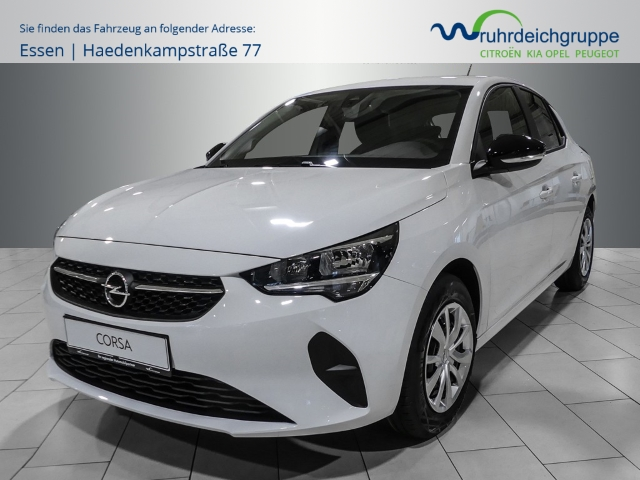 Opel Corsa F Edition+Klima+SHZ+DAB+Tempomat+CarPlay, Jahr 2020, Benzin
