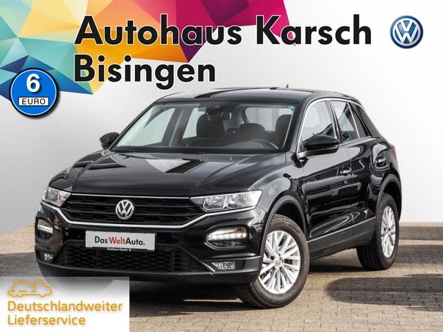 Volkswagen T-Roc 1.0 TSI KLIMA, PDC, SH, Jahr 2018, Benzin