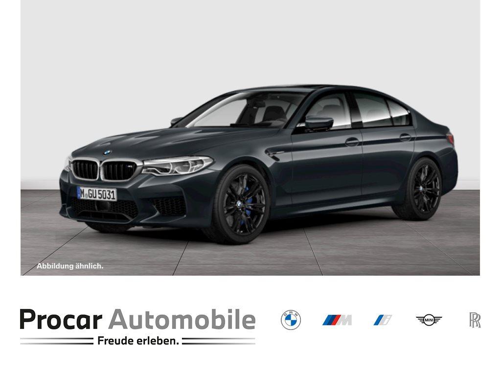 BMW M5 Limousine LED Navi Prof. Leder Individuallackierung, Jahr 2018, Benzin
