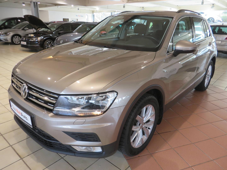 Volkswagen Tiguan Comfortline 1.4 TSI ACT 6-DSG, Jahr 2017, Benzin