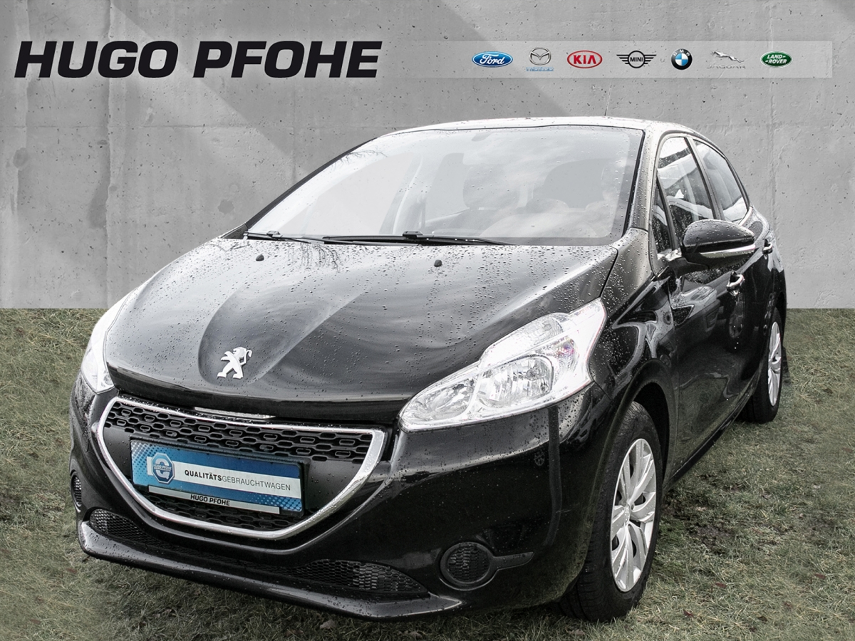Peugeot 208 Access 1.0 VTI PDC Klima ISOFIX Tempo, Jahr 2014, Benzin