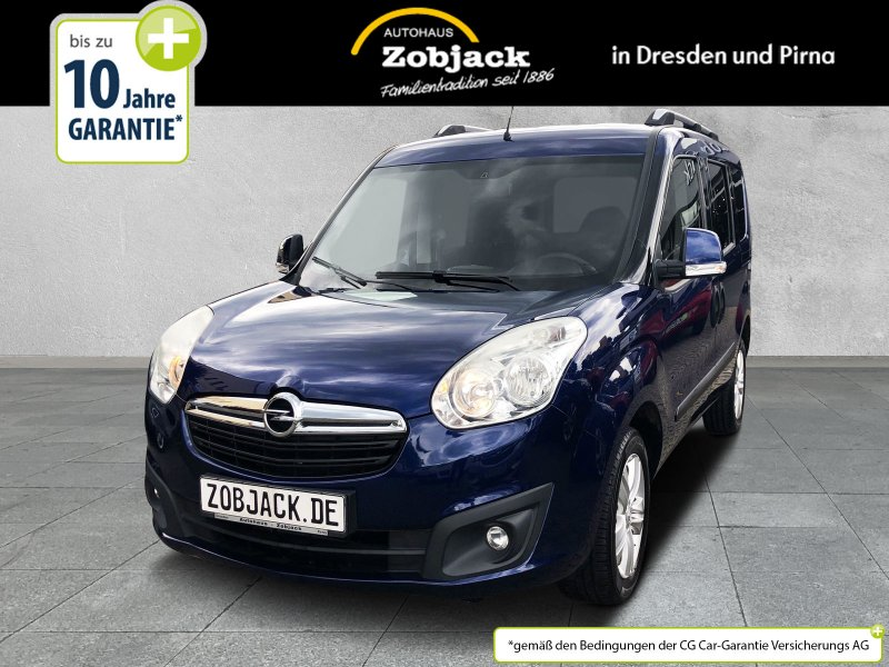 Opel Combo-D Edition L1H1 1.4 Klima,PDC,SHZ, Jahr 2012, Benzin