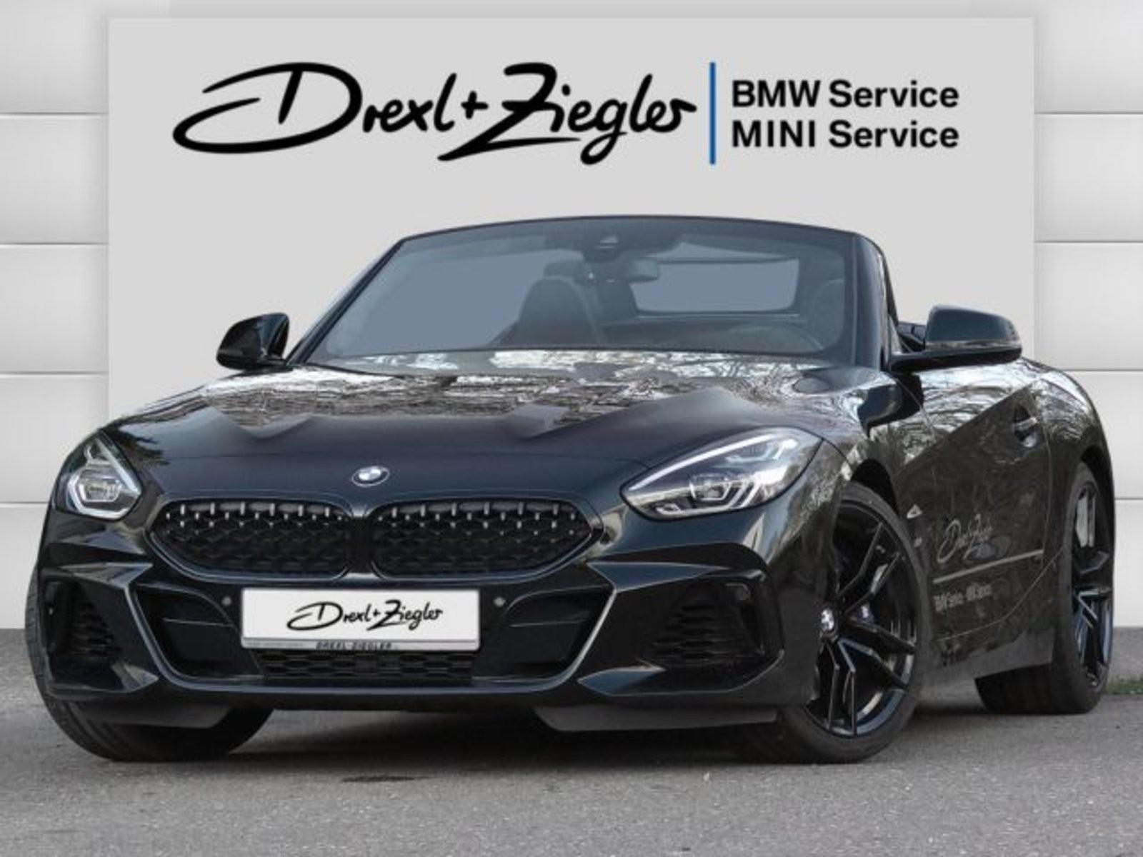 BMW Z4 M40i Roadster HUD DAB Alu19 eSitze ParkAssist, Jahr 2020, Benzin