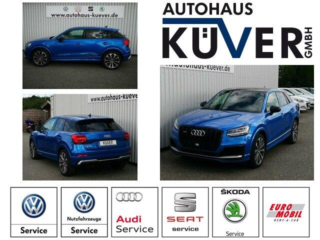 Audi SQ2 TFSI Quattro S-Tronic Pano ACC LED B+O, Jahr 2020, Benzin