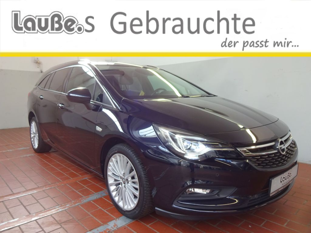 Opel Astra K ST 1.4 Turbo Aut. MATRIX, Keyless, Jahr 2017, Benzin