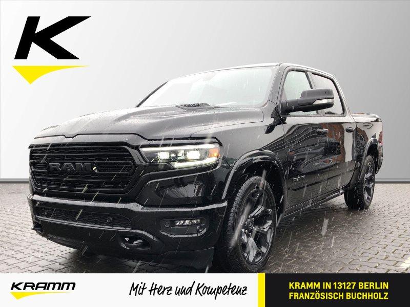 Dodge RAM DT LIMITED NIGHT CREW CAB, Jahr 2021, LPG
