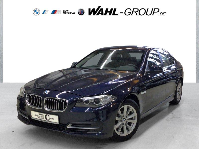 BMW 520i Limousine Klimaautomatik Navi Business Shz, Jahr 2014, Benzin