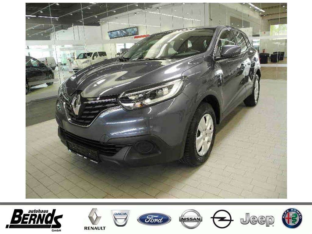 Renault Kadjar TCe 130 *KOMFORTPAKET* *KLIMAAUTO*, Jahr 2017, Benzin
