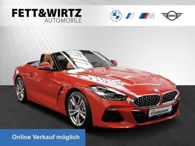 BMW Z4 sDrive20i M-Sport Navi HUD LED H/K Alarm 18'', Jahr 2019, Benzin